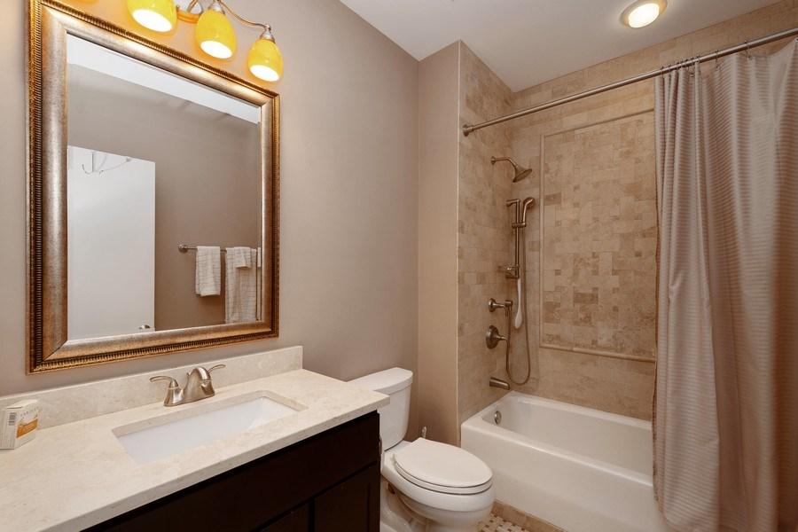 Real Estate Photography - 112 W Delaware, Chicago, IL, 60610 - Bathroom