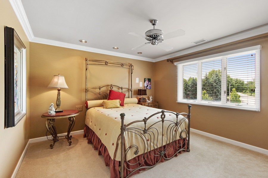 Real Estate Photography - 1039 N Derbyshire Ave, Arlington Heights, IL, 60004 - 3rd Bedroom
