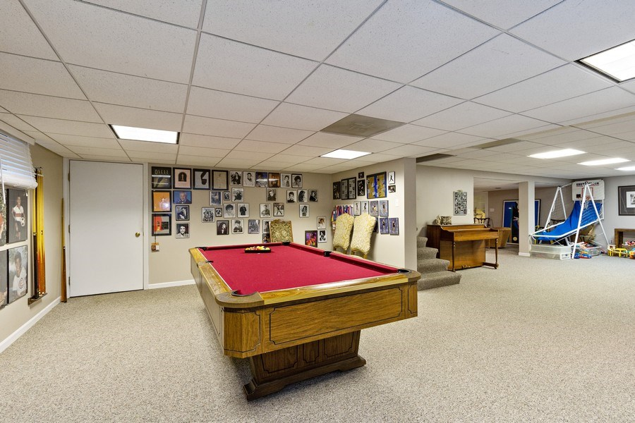 Real Estate Photography - 1039 N Derbyshire Ave, Arlington Heights, IL, 60004 - Basement