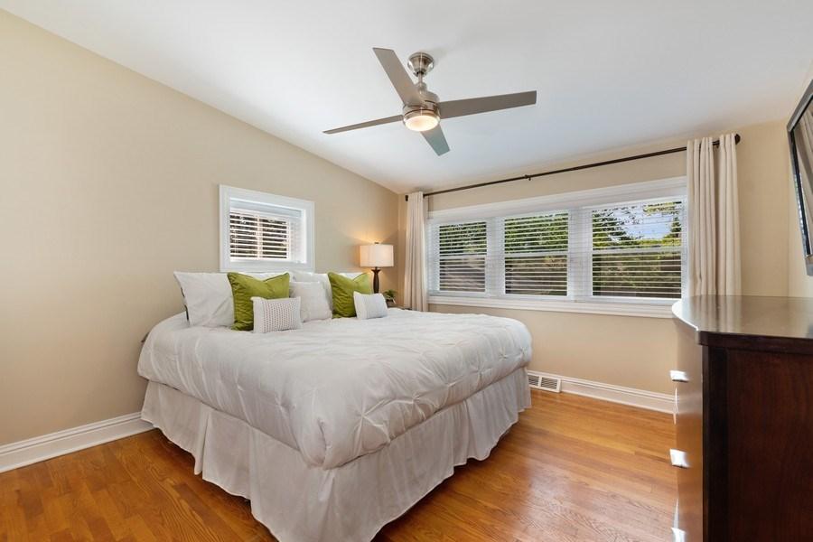 Real Estate Photography - 319 Maple Street, Glen Ellyn, IL, 60137 - Master Bedroom