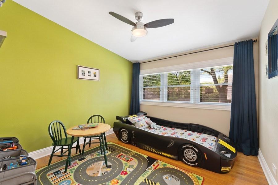 Real Estate Photography - 319 Maple Street, Glen Ellyn, IL, 60137 - 3rd Bedroom