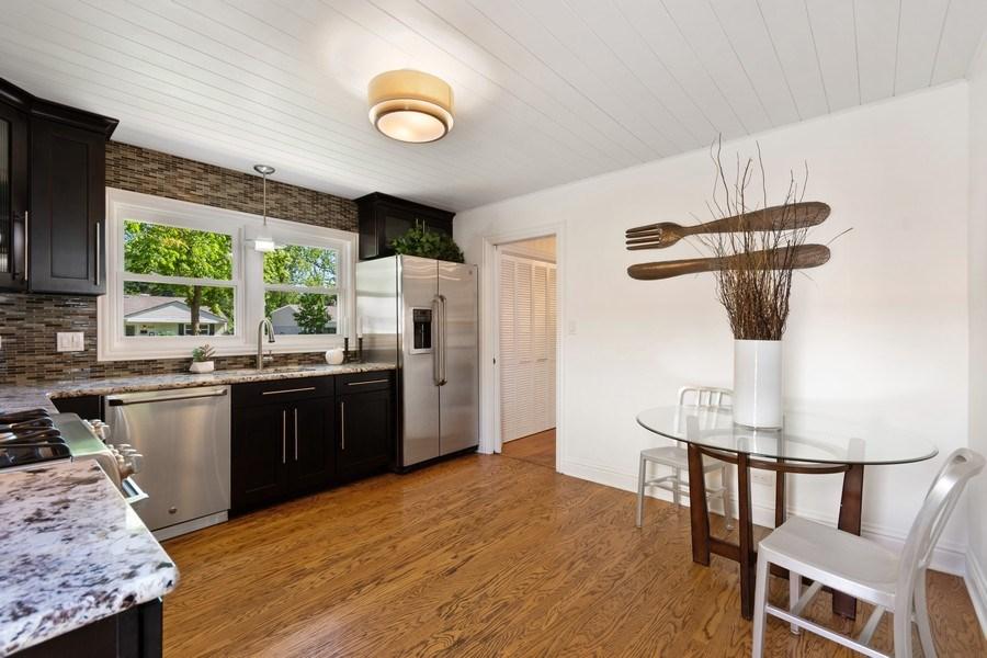 Real Estate Photography - 319 Maple Street, Glen Ellyn, IL, 60137 - Kitchen