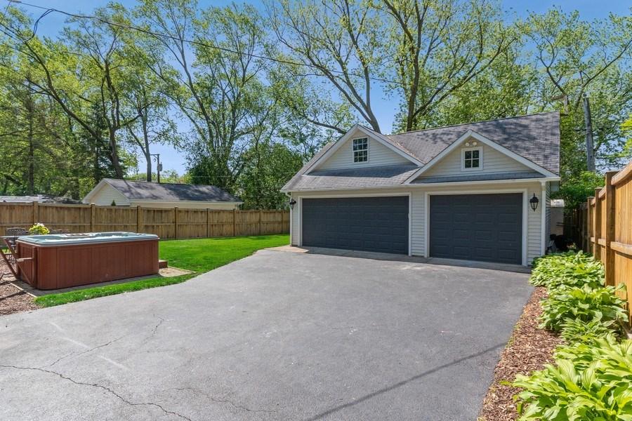 Real Estate Photography - 319 Maple Street, Glen Ellyn, IL, 60137 - Back Yard