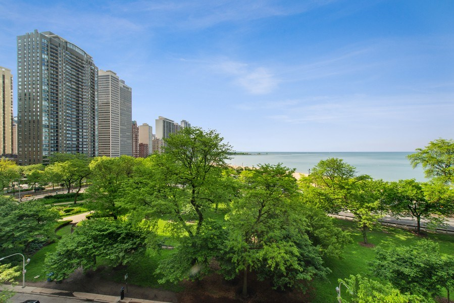Real Estate Photography - 179 East Lake Shore Drive, Apartment 601, Chicago, IL, 60611 - View