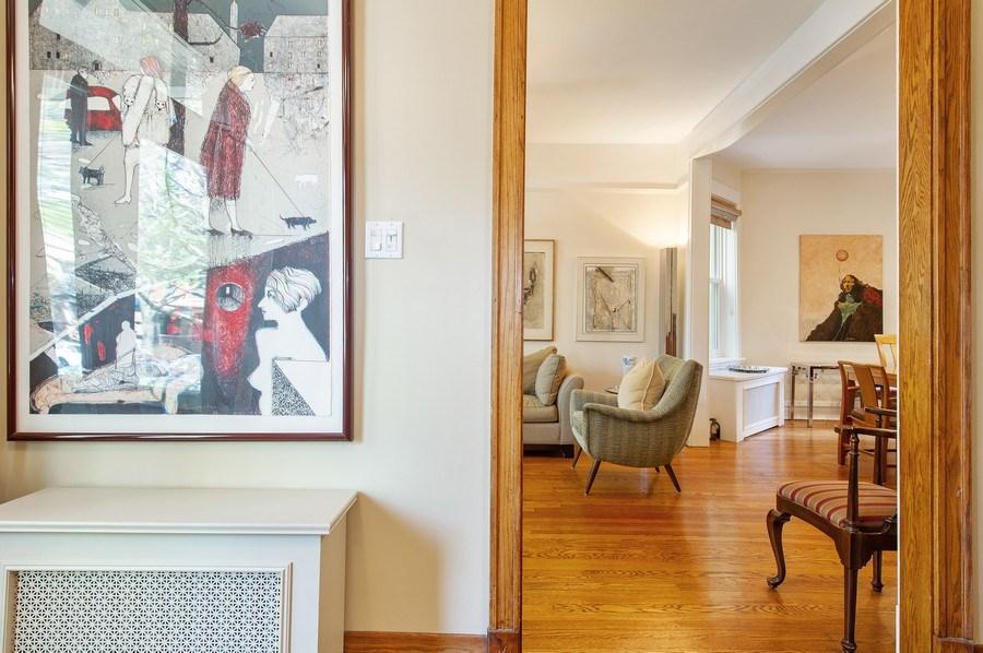 Real Estate Photography - 2039 W Cullom, Chicago, IL, 60618 - Foyer