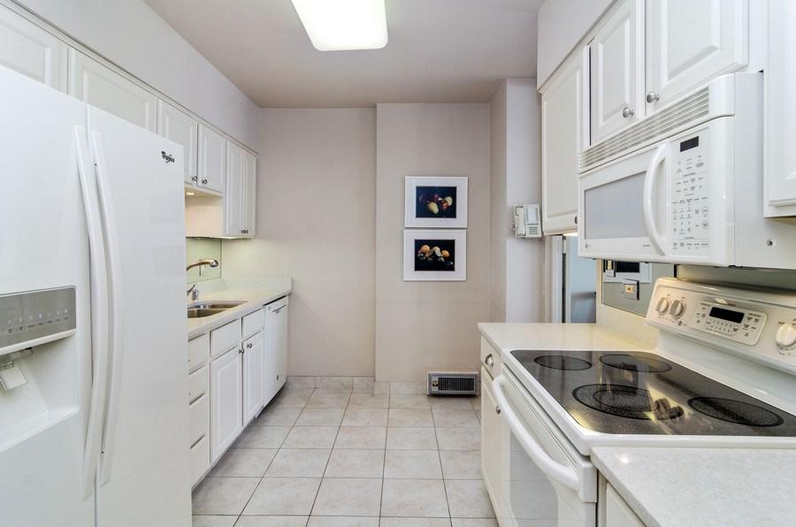 Real Estate Photography - 1240 N Lake Shore Drive, Unit 9B, Chicago, IL, 60610 - Kitchen