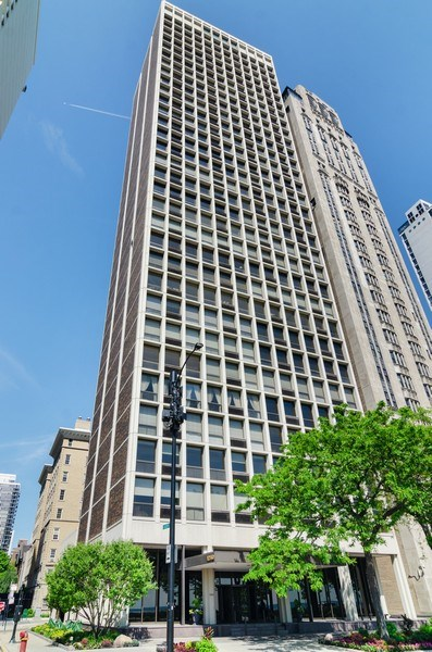 Real Estate Photography - 1240 N Lake Shore Drive, Unit 9B, Chicago, IL, 60610 - Front View