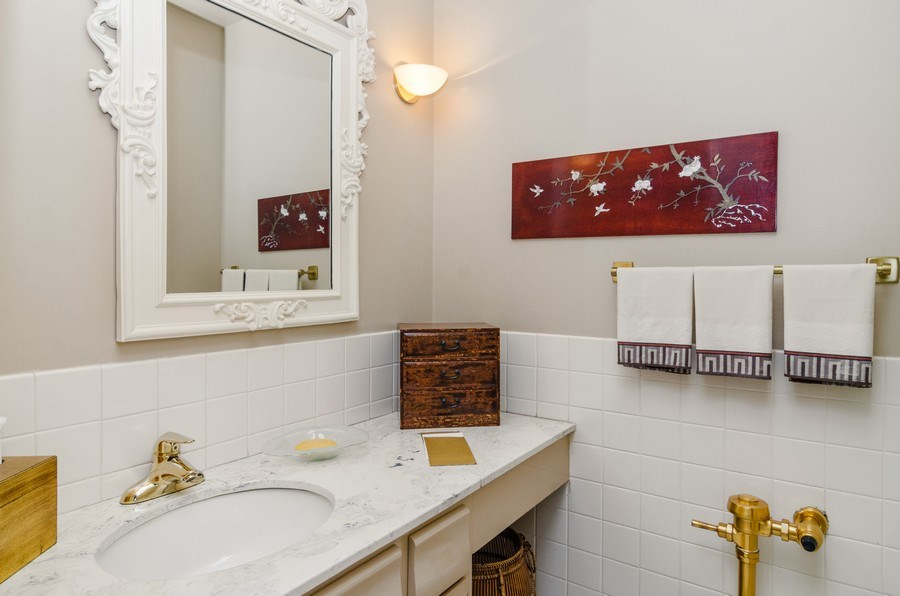 Real Estate Photography - 1240 N Lake Shore Drive, Unit 9B, Chicago, IL, 60610 - Bathroom