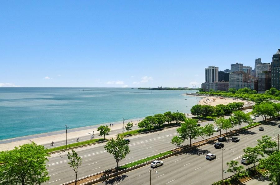 Real Estate Photography - 1240 N Lake Shore Drive, Unit 9B, Chicago, IL, 60610 - Lake View