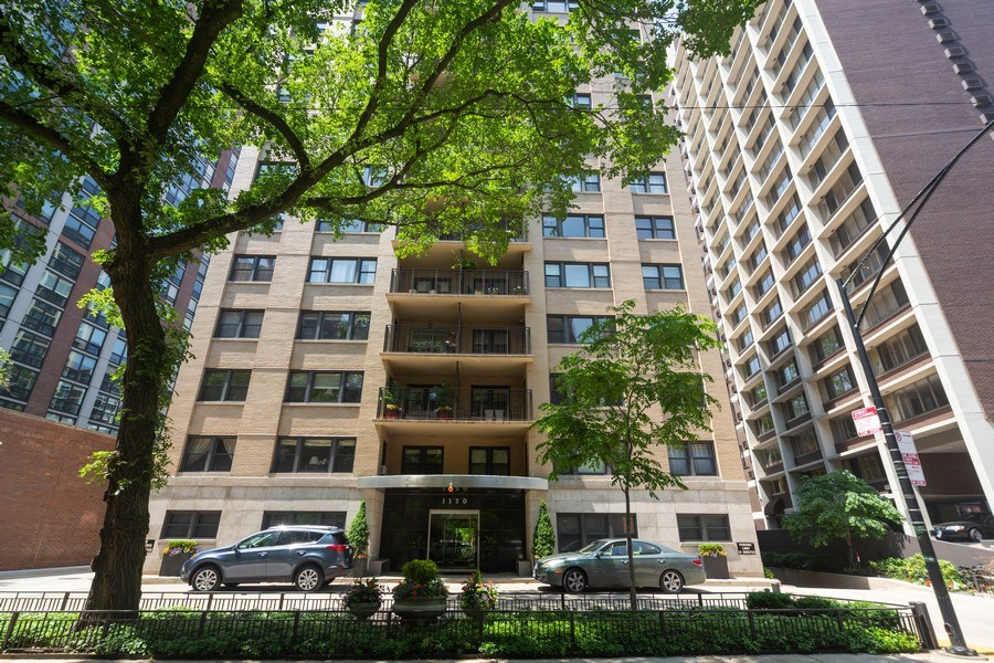 Real Estate Photography - 1350 N. Astor St., #6A, Chicago, IL, 60610 - Front View
