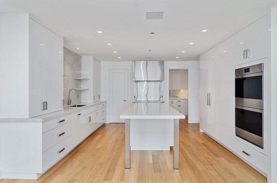 Real Estate Photography - 180 E Pearson St, 5207, Chicago, IL, 60611 - Kitchen