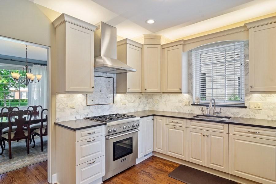 Real Estate Photography - 737 N Elmore, Park Ridge, IL, 60068 - Kitchen