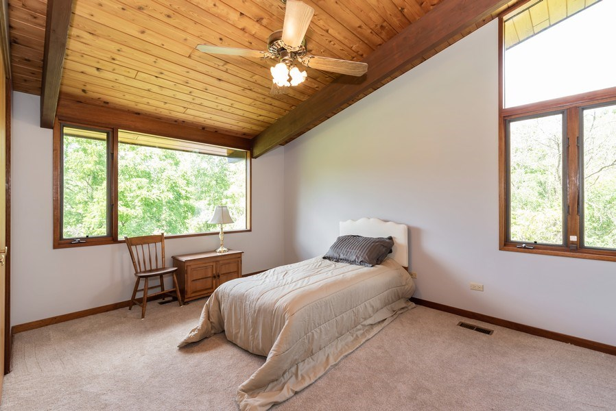 Real Estate Photography - 10711 Bull Valley Road, Bull Valley, IL, 60098 - 3rd Bedroom