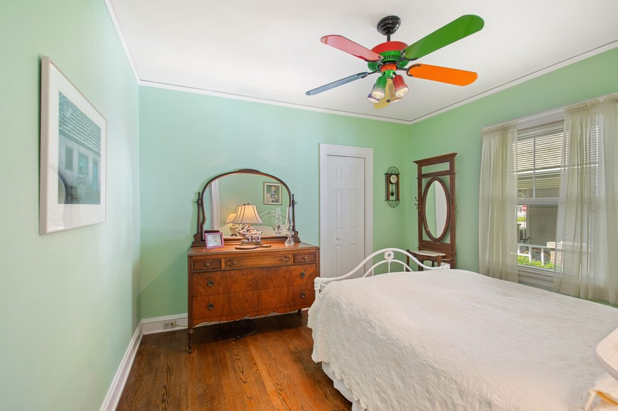 Real Estate Photography - 7756 W North Shore Ave, Chicago, IL, 60631 - 2nd Bedroom