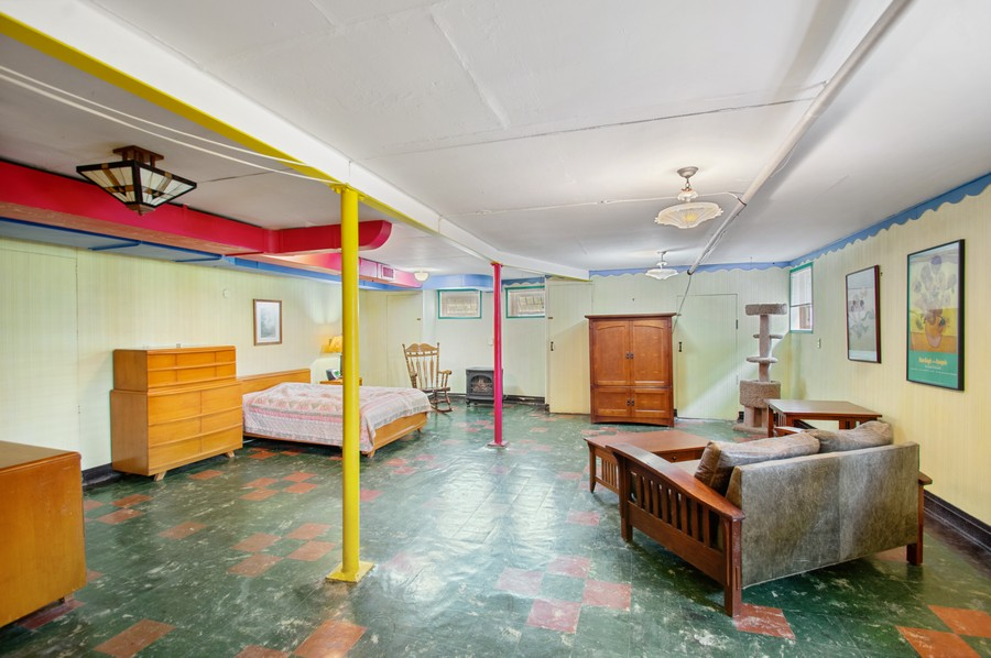 Real Estate Photography - 7756 W North Shore Ave, Chicago, IL, 60631 - Basement