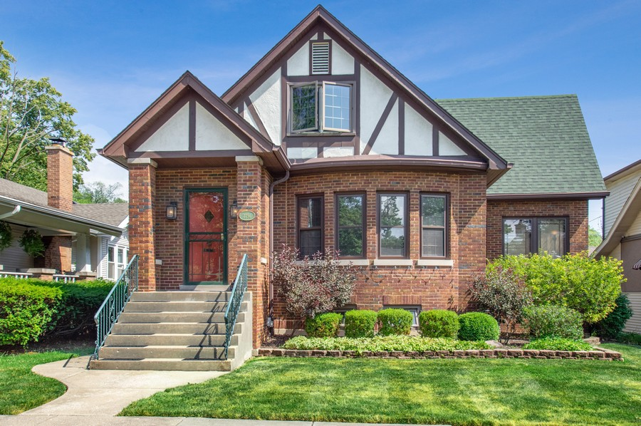 Real Estate Photography - 7756 W North Shore Ave, Chicago, IL, 60631 - Front View
