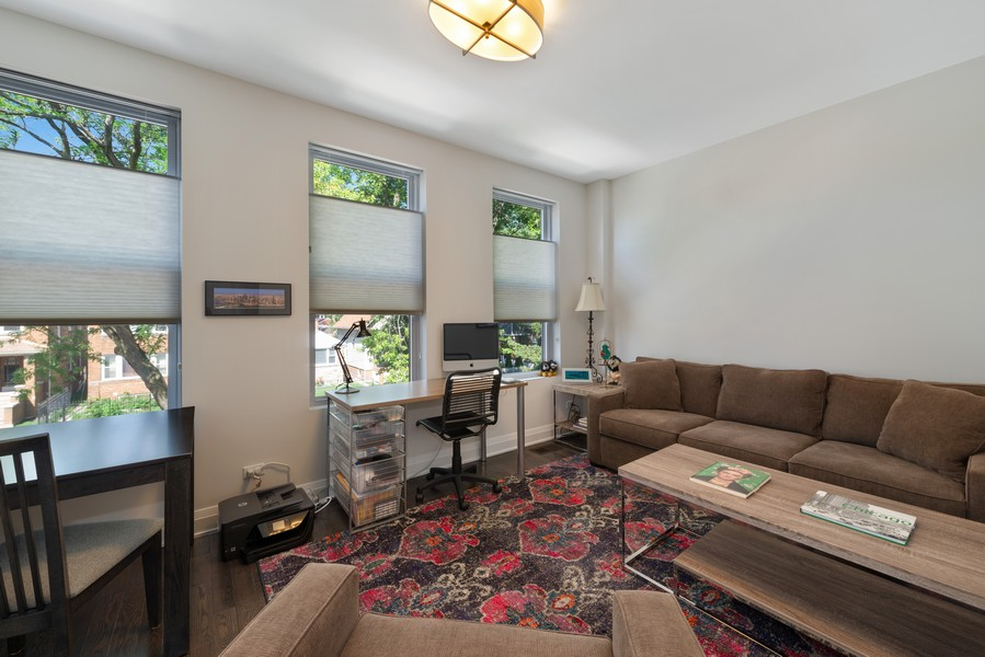 Real Estate Photography - 3243 N Kenneth Ave, Chicago, IL, 60641 - 3rd Bedroom