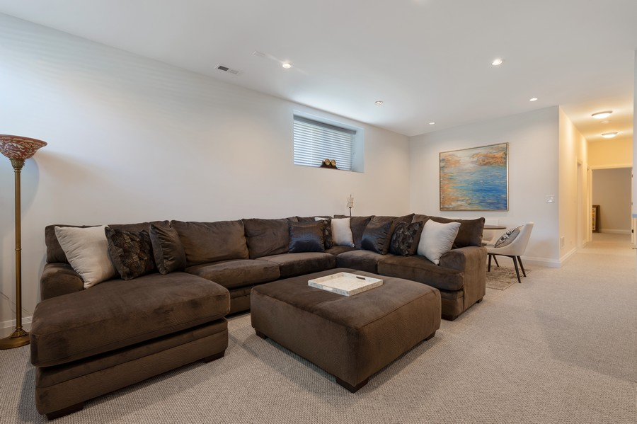 Real Estate Photography - 3243 N Kenneth Ave, Chicago, IL, 60641 - Lower Level