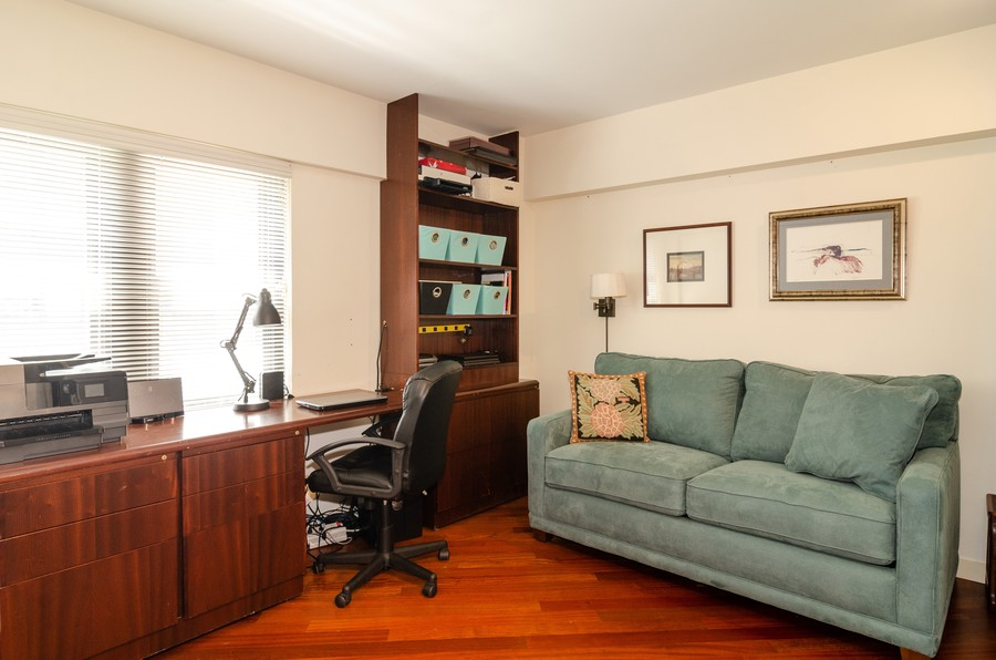 Real Estate Photography - 1350 N. Astor St. #10B, Chicago, IL, 60611 - 2nd Bedroom