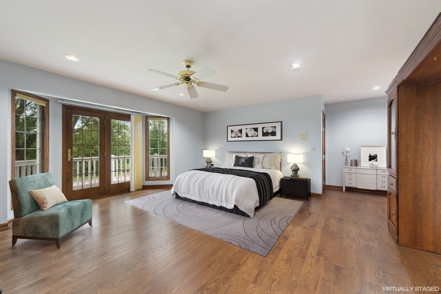 Real Estate Photography - 2272 Sable Oaks Dr, Naperville, IL, 60564 - 2nd Bedroom