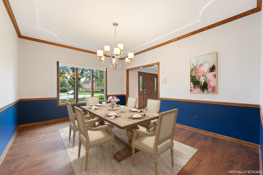 Real Estate Photography - 2272 Sable Oaks Dr, Naperville, IL, 60564 - Dining Room