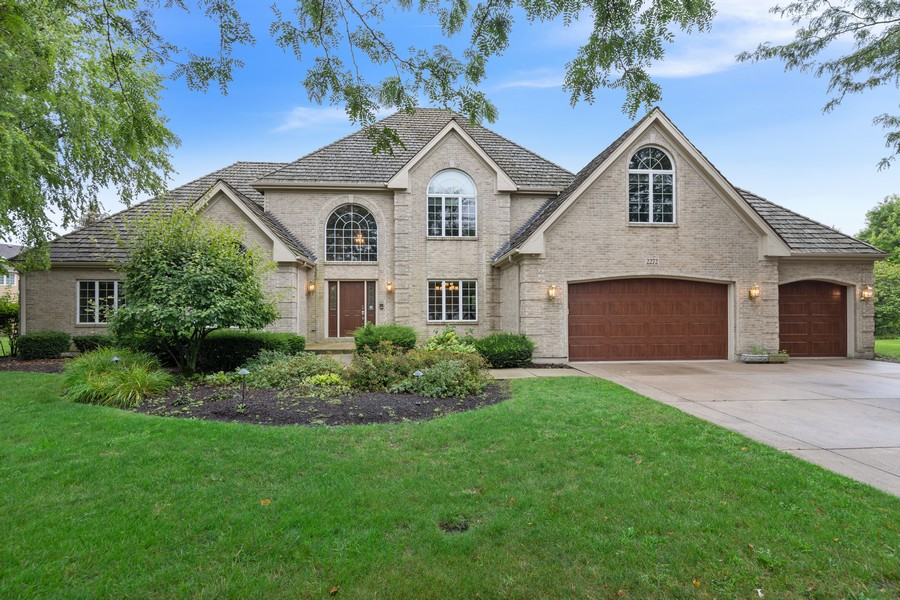 Real Estate Photography - 2272 Sable Oaks Dr, Naperville, IL, 60564 - Front View