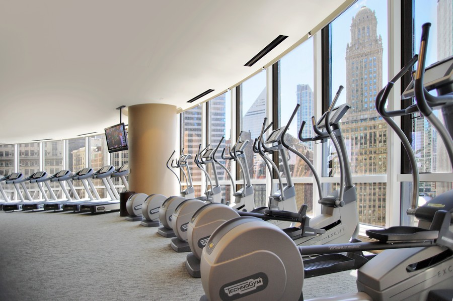 Real Estate Photography - 401 N Wabash Avenue, 83D, Chicago, IL, 60611 -