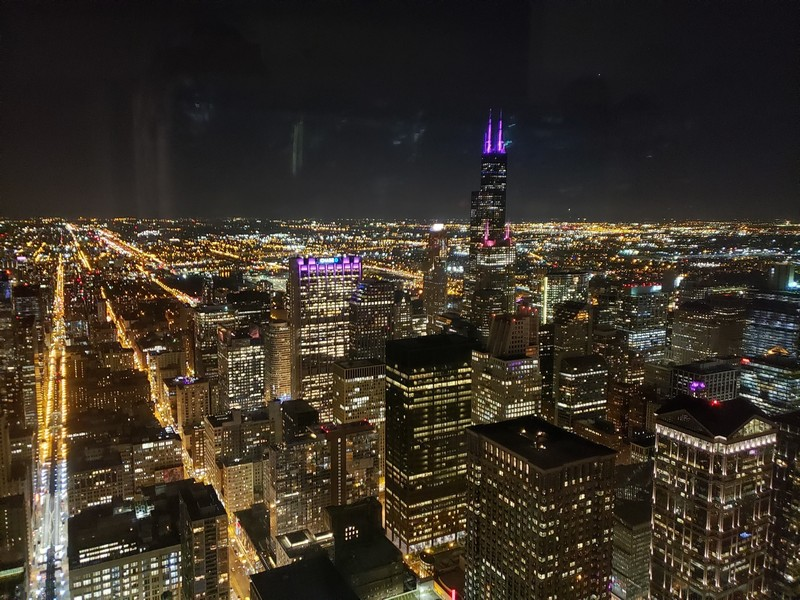 Real Estate Photography - 401 N Wabash Avenue, 83D, Chicago, IL, 60611 - View