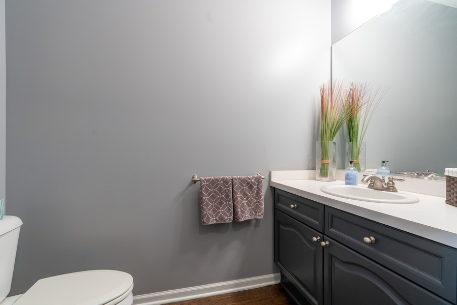 Real Estate Photography - 1155 W Madison #306, Chicago, IL, 60607 - Bathroom