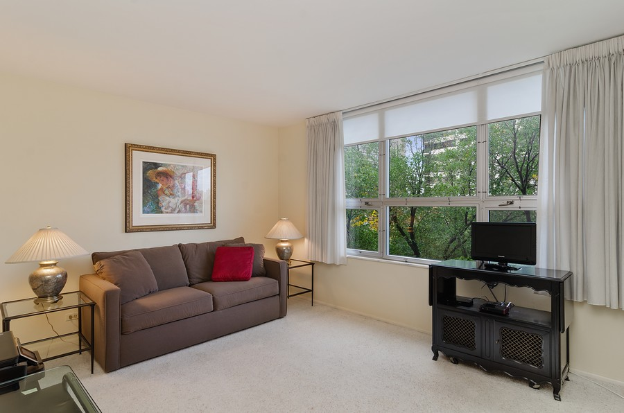 Real Estate Photography - 1515 N Astor, Unit 8BC, Chicago, IL, 60610 - 3rd Bedroom