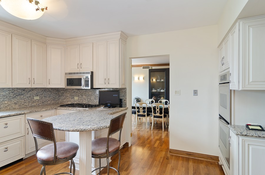 Real Estate Photography - 1515 N Astor, Unit 8BC, Chicago, IL, 60610 - Kitchen