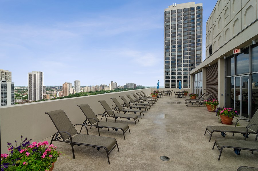 Real Estate Photography - 1515 N Astor, Unit 8BC, Chicago, IL, 60610 -