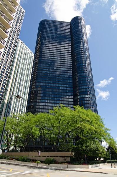 Real Estate Photography - 155 North Harbor Drive, Unit 3508, Chicago, IL, 60601 -