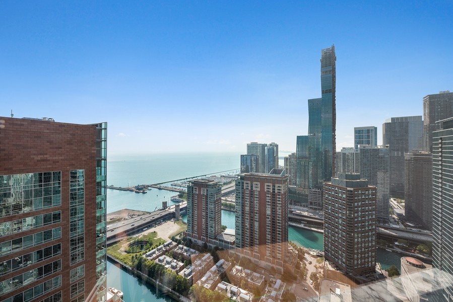 Real Estate Photography - 512 N McClurg Ct, 4505, Chicago, IL, 60611 - View