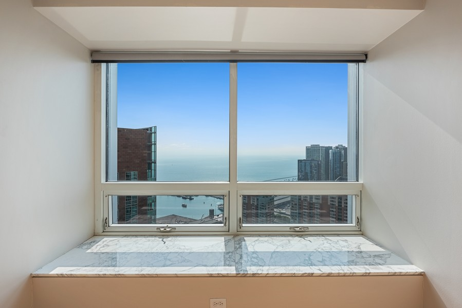 Real Estate Photography - 512 N McClurg Ct, 4505, Chicago, IL, 60611 - Master Bedroom