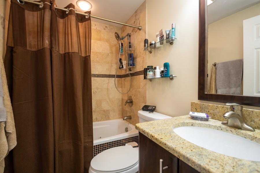 Real Estate Photography - 5300 N Kedzie, #1, Chicago, IL, 60625 - Master Bathroom