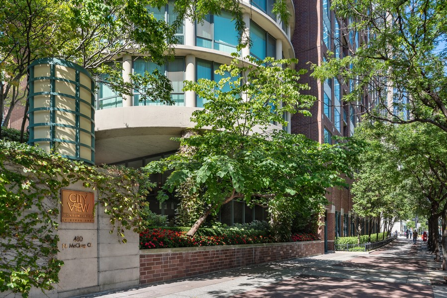 Real Estate Photography - 480 N McClurg Ct, 820, Chicago, IL, 60611 - Entrance