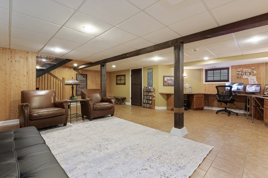 Real Estate Photography - 120 S. Stone, LaGrange, IL, 60525 - Basement