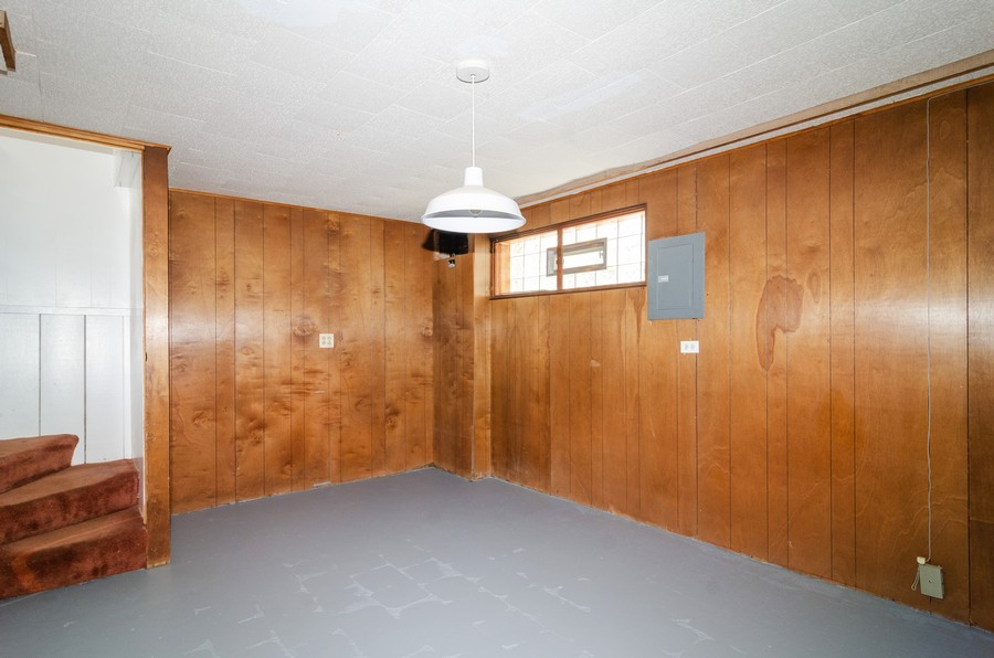 Real Estate Photography - 1844 N Mohawk St, Unit A, Chicago, IL, 60614 - Lower-Level Family Room/Playroom