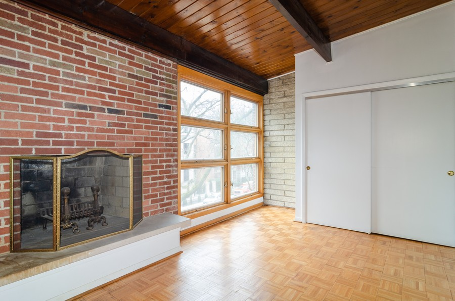 Real Estate Photography - 1844 N Mohawk St, Unit A, Chicago, IL, 60614 - 4th Bedroom or Office/Den