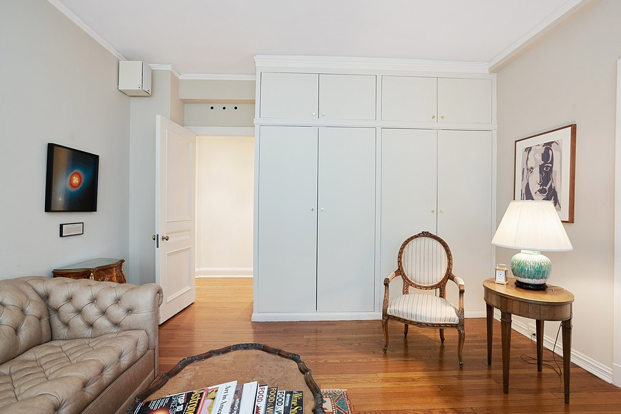 Real Estate Photography - 1448 N Lakeshore Dr, Apt 3B, Chicago, IL, 60610 - 3rd Bedroom