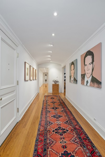 Real Estate Photography - 1448 N Lakeshore Dr, Apt 3B, Chicago, IL, 60610 - Foyer