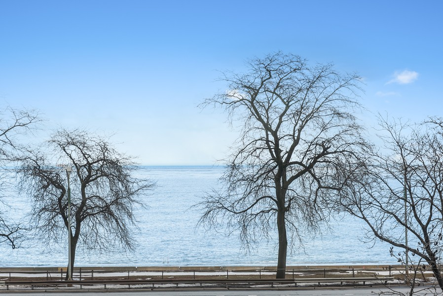 Real Estate Photography - 1448 N Lakeshore Dr, Apt 3B, Chicago, IL, 60610 - Lake View