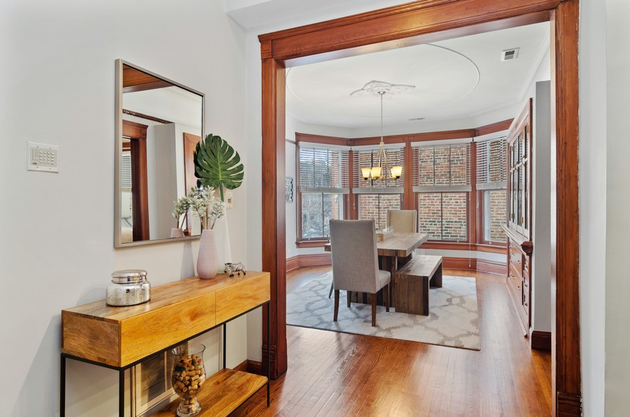 Real Estate Photography - 2221 N Lincoln Ave, Chicago, IL, 60614 - Foyer