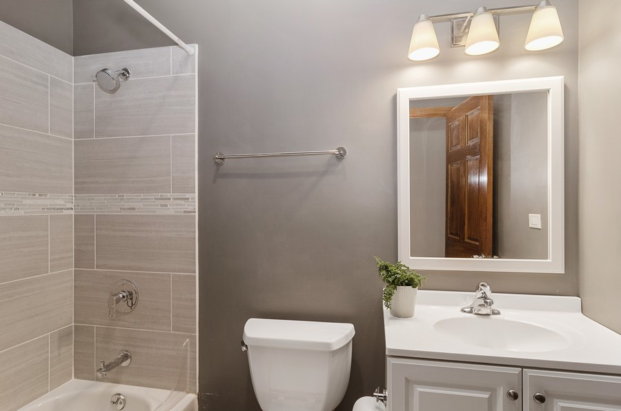 Real Estate Photography - 2221 N Lincoln Ave, Chicago, IL, 60614 - Bathroom