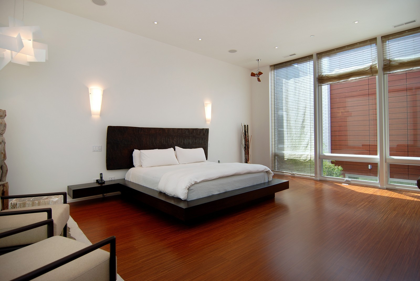Real Estate Photography - 1837 N Winchester, Chicago, IL, 60622 - Master Bedroom
