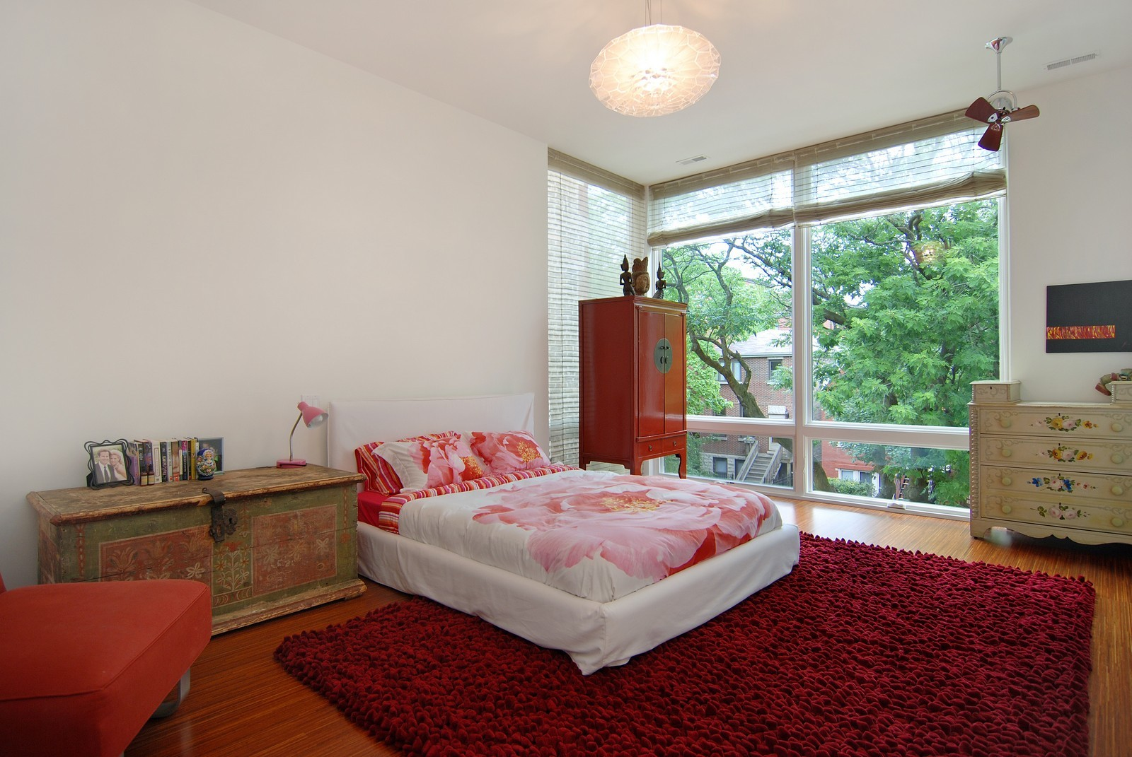 Real Estate Photography - 1837 N Winchester, Chicago, IL, 60622 - 2nd Bedroom