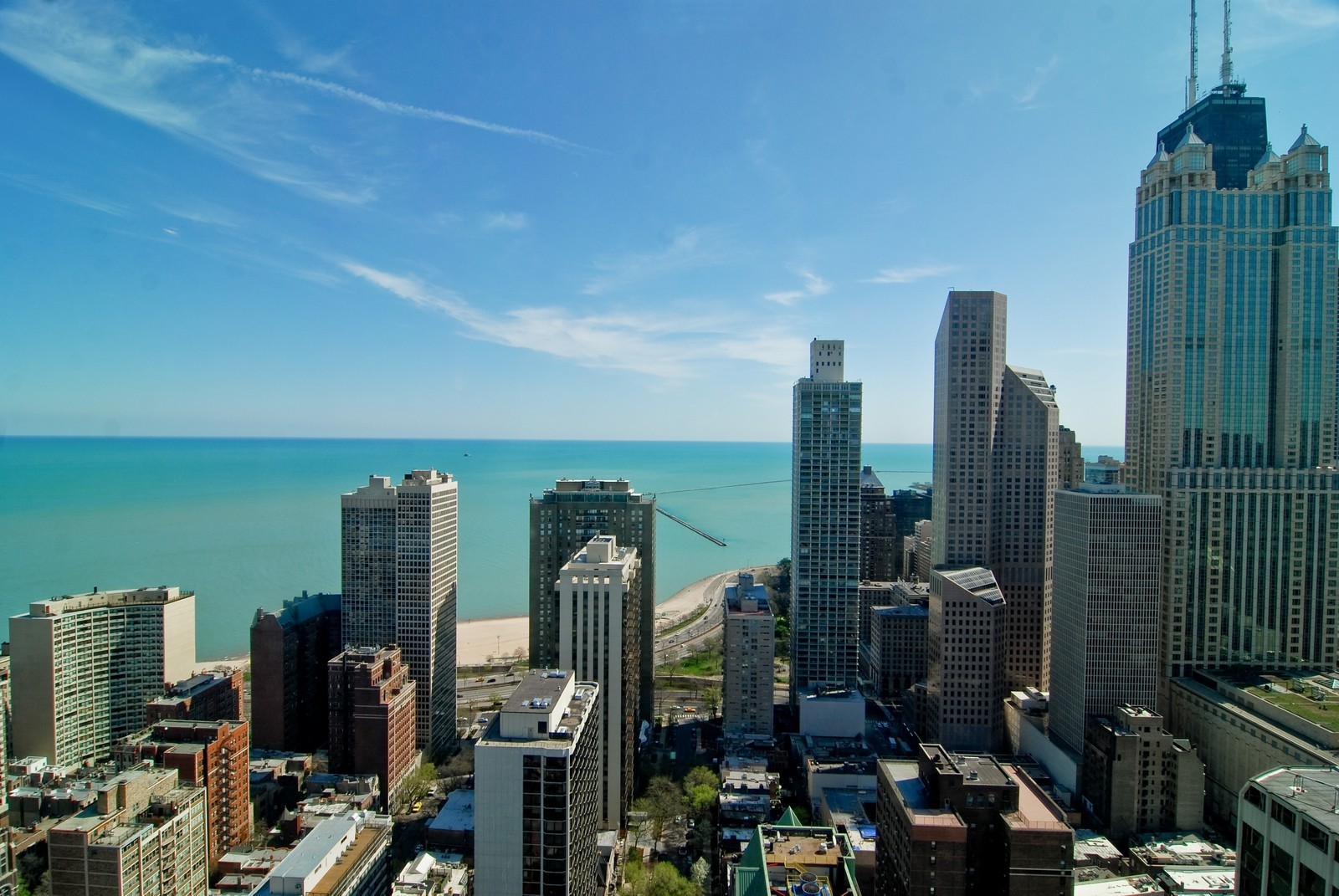Real Estate Photography - 1030 N State, Unit 45G, Chicago, IL, 60610 - View