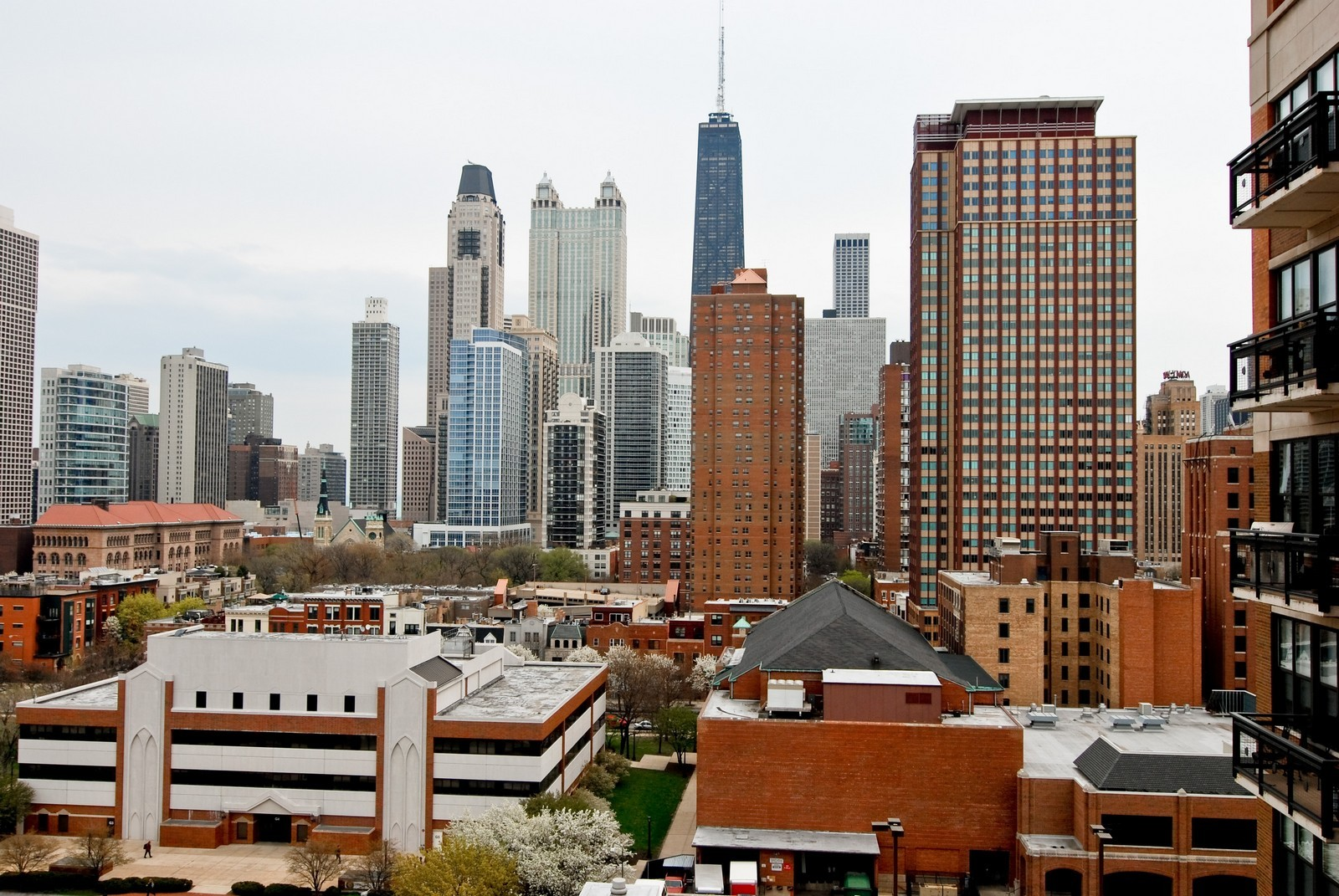 Real Estate Photography - 849 N. Franklin, 1107, Chicago, IL, 60610 - View