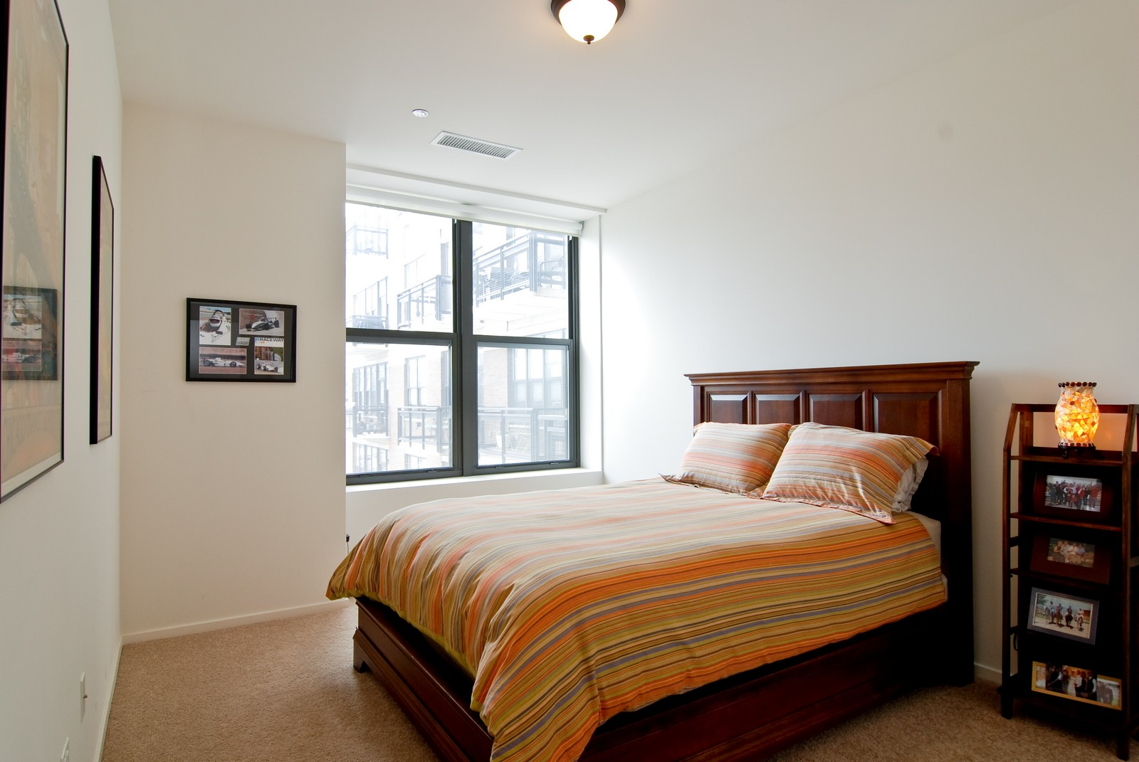 Real Estate Photography - 849 N. Franklin, 1107, Chicago, IL, 60610 - 2nd Bedroom
